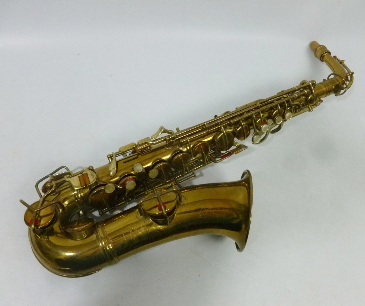 CONN TRANSITIONAL ALTO SAX C.1929 - REFURBISHED 1