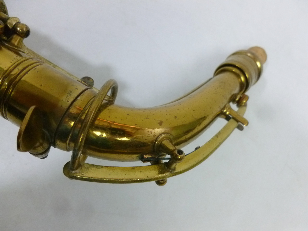CONN TRANSITIONAL ALTO SAX C.1929 - REFURBISHED 5