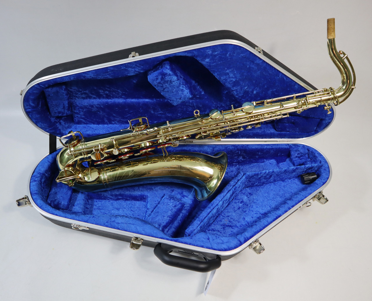 "BUESCHER ARISTOCRAT ""BIG B"" TENOR SAX c. 1945 - REFURBISHED"
