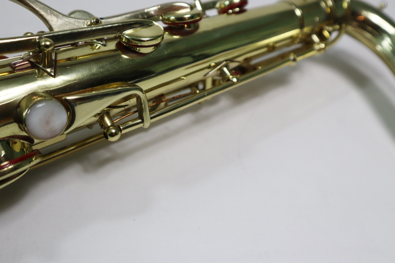 "BUESCHER ARISTOCRAT ""BIG B"" TENOR SAX c. 1945 - REFURBISHED 13"