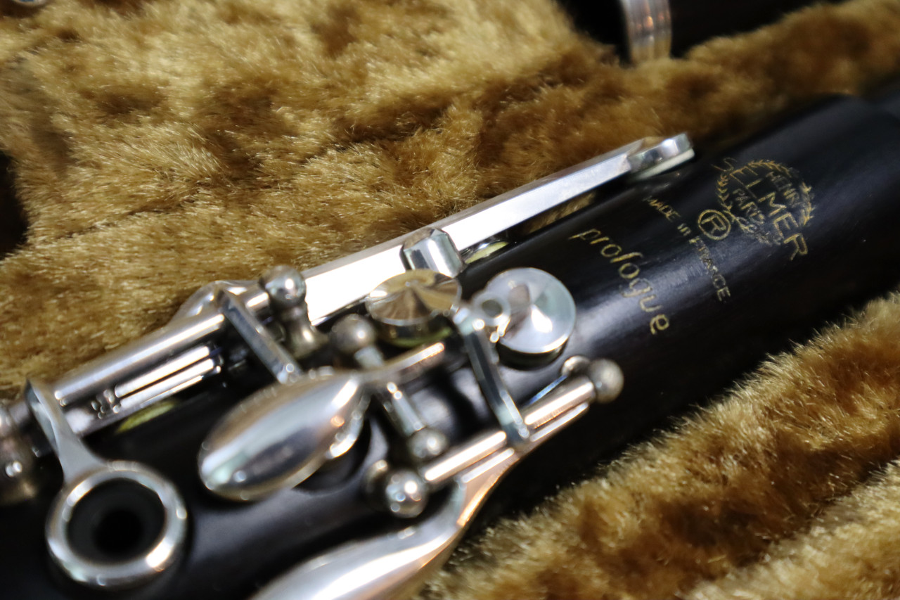 SELMER PROLOGUE Bb CLARINET (MADE IN FRANCE) - REFURBISHED 4