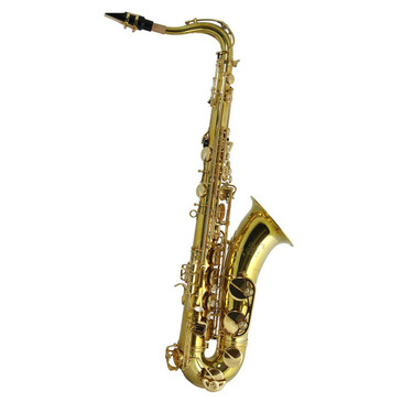 TREVOR JAMES SR TENOR SAXOPHONE - GOLD 384SR-KK