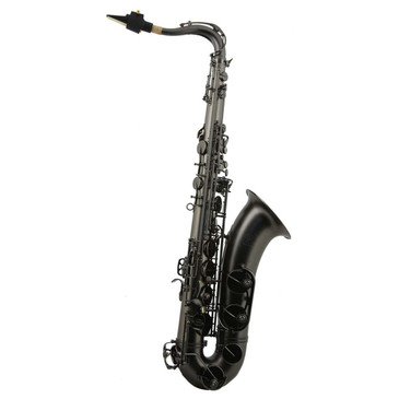 TREVOR JAMES SR TENOR SAXOPHONE - BLACK FROSTED 384SR-BBF