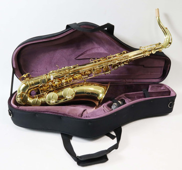 TREVOR JAMES SR EVO TENOR SAXOPHONE - GOLD