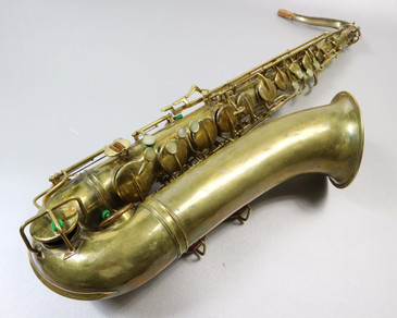 BUESCHER ARISTOCRAT SERIES 1 c.1937 TENOR SAXOPHONE - REFURBISHED
