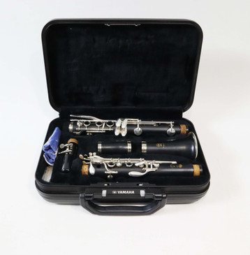 YAMAHA YCL250S Bb CLARINET - REFURBISHED