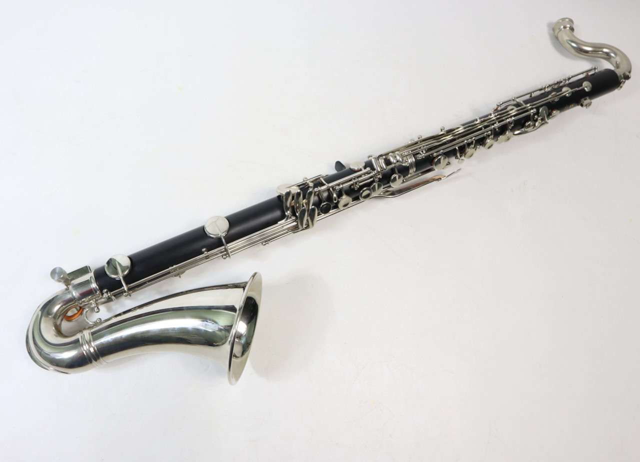 YAMAHA YCL-221IIS BASS CLARINET - RECONDITIONED 1