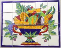 Frutero Chico 20 4x4 tile mural