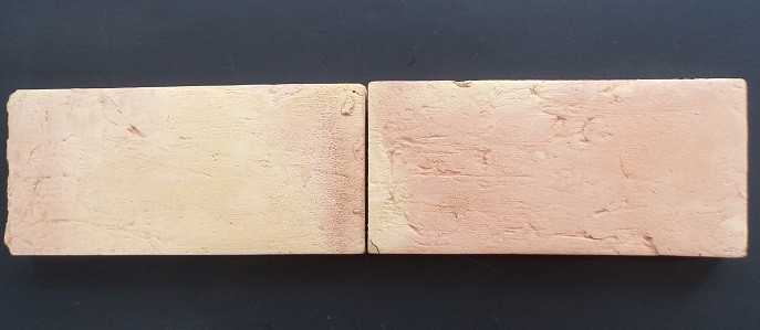 4x8 rustic rectangle Saltillo unsealed.