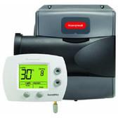 Honeywell HE100A1000 TrueEASE Basic Bypass Humidifier W/Humidipro H6062A1000