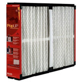 Honeywell POPUP1625 Pleated Filter Media 16x25x5