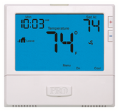 Pro1 IAQ T855 2H/2C Universal Programmable Thermostat