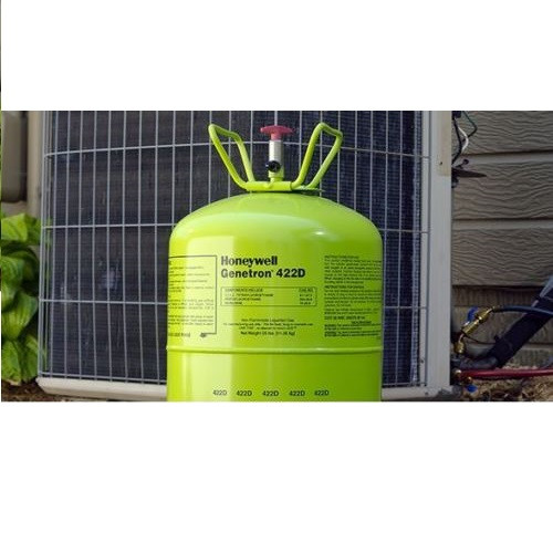 Honeywell Genetron Refrigerant R422D R22 R-22 R-407C R-417A Substitute 25 Lb