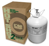 Hot Shot Two 2 Refrigerant R-12 R12 Replacement R414B 25 Lb Cylinder