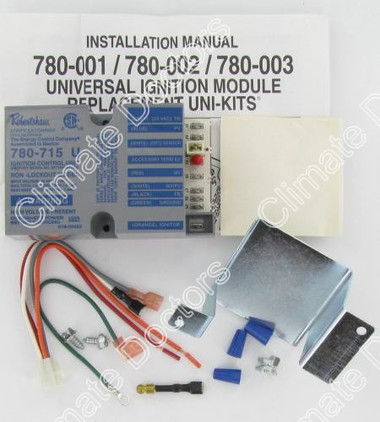 Robertshaw 780-001 Universal Ignition Module Sp715 Sp715a for sale online