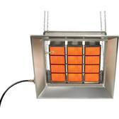 Sunstar SG10 100K BTU Infrared Radiant LP Propane Gas Heater