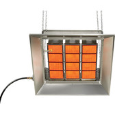 Sunstar SG6 Infrared Radiant Nat Gas Heater 60,000 BTU