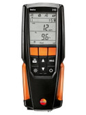 Testo 310 Flue Gas Combustion Analyzer Kit with Printer O2 CO CO2 0563 3110
