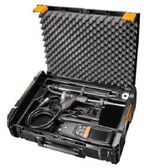Testo 320 Flue Gas Combustion Analyzer W/Case O2 CO CO2 0563 3220 70
