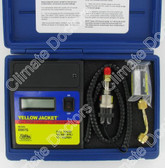 Yellow Jacket 69075 SuperEvac LCD Vacuum Gauge NEW