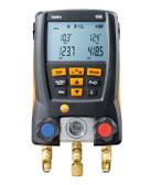 Testo 550 2 Valve Digital Manifold Kit W/Bluetooth 0563 1550