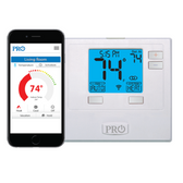 Pro1IAQ T701i WiFi 1H/1C NonProgrammable Thermostat