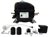 SPC990L Refrigeration Compressor 1/4 HP 990 BTU R134A