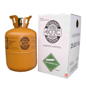 R-407C R407C R407 Sealed Virgin Refrigerant 25lb Cylinder