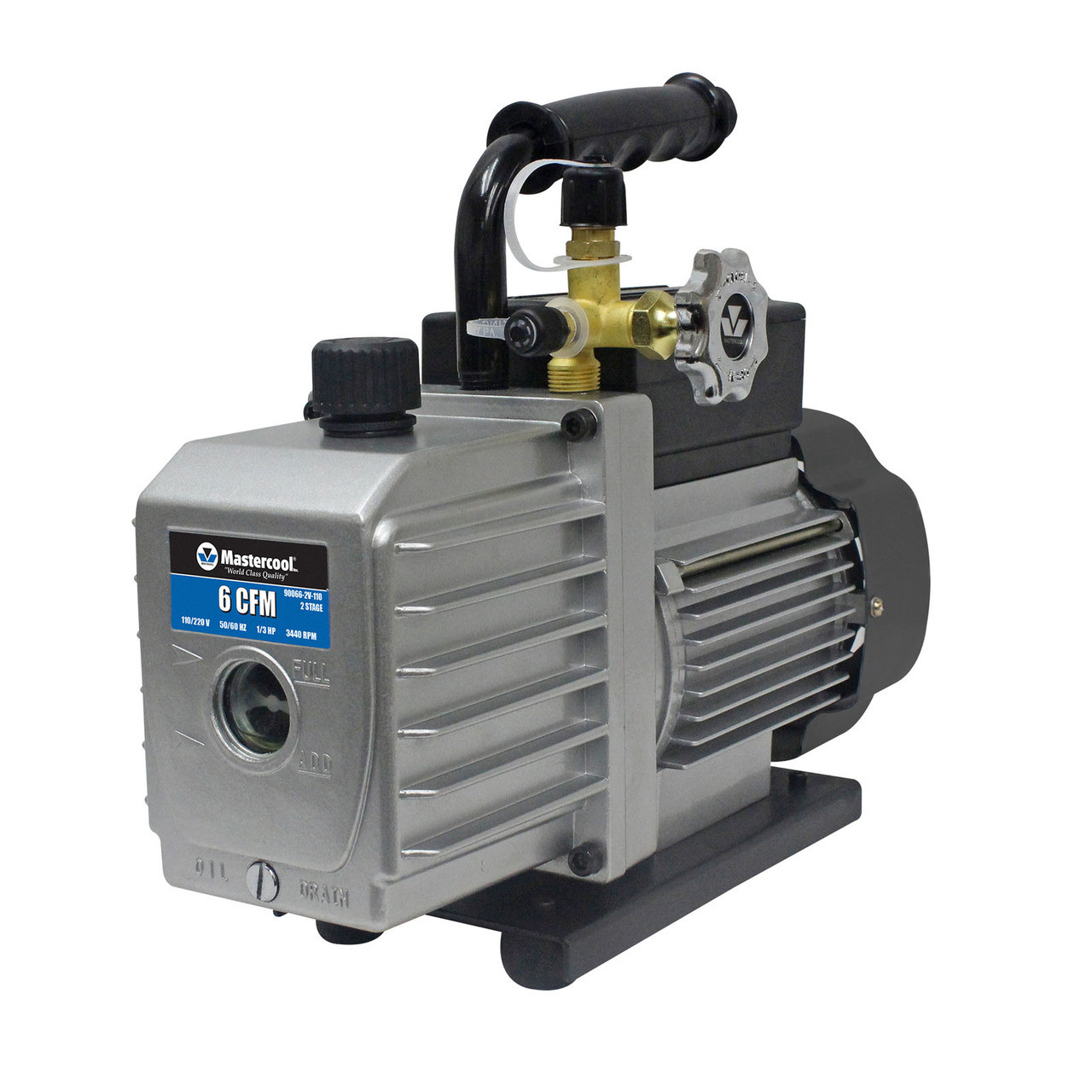 Fieldpiece VP55 Two Stage 5 CFM Vacuum Pump