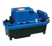 Little Giant VCMX-20ULST Condensate Pump 20' w/Tubing