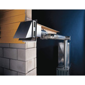"Tjernlund GPAK-JT Gas Heater Side Wall 4"" Vent System for Gas Furnaces"