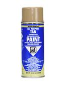 Dial 5623 Standard Tan/Almond Exterior Cooler Paint 12 oz