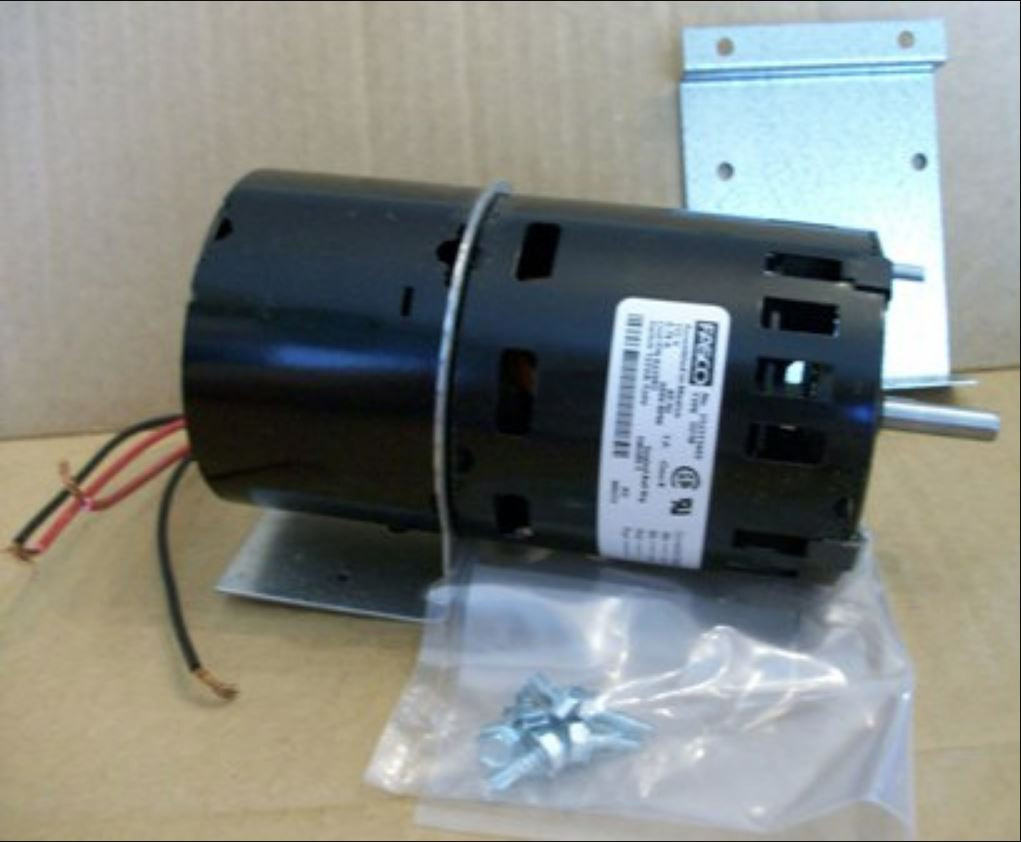 Nordyne Miller 904478 Burner/Blower Motor 3000RPM PGB Motors