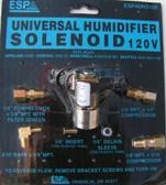 ESP UHS120 Universal Humidifier Water Solenoid Valve 120V