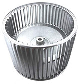 Replacement Blower Wheel CW 10 X 8