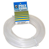 Dial 4294 50 Ft. Natural Poly Tube 1/4 Inch