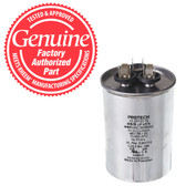 Rheem 43-25133-16 Dual Round Capacitor 45 + 5 MFD x 440V