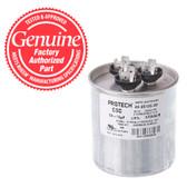 Rheem 43-25133-29 Dual Round Capacitor 55 + 10 MFD x 370V