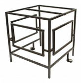 AC-Guard ACGU KIT Condenser Adjustable Security Cage, Bar and Lock Kit