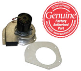 Rheem 70-23641-81 Furnace Draft Inducer Exhaust Motor with Gasket