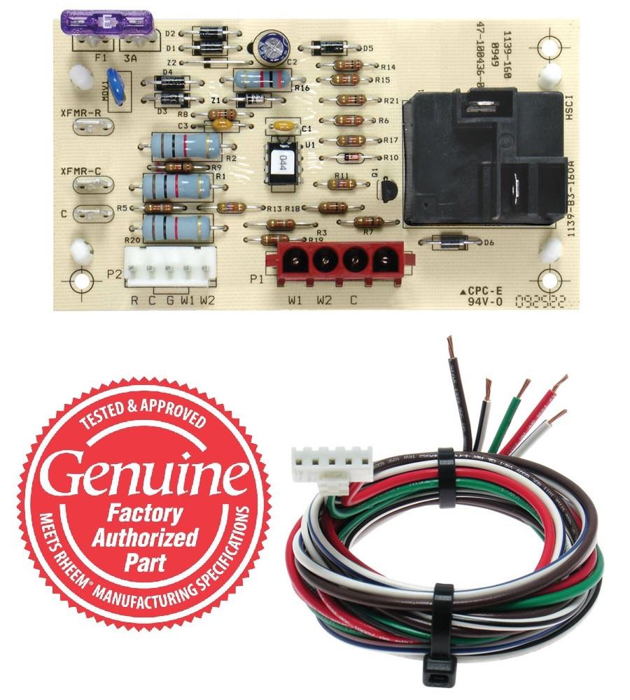 Rheem 47-100436-84j Blower Control Board