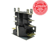 Rheem Ruud 42-23116-09 Heat Sequencer Relay 10 - 30 30 - 60 Sec 24V 3 Pole TPST