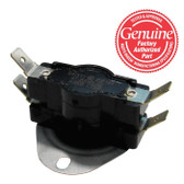 Rheem 47-20045-02 Limit Switch - Auto Reset (Flanged Airstream - Two Pole)