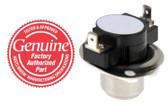 Rheem 47-104465-01 Limit Switch - Auto Reset (Flanged Airstream)
