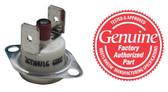 Rheem 47-100241-01 Limit Switch - Manual Reset (Flanged Airstream)