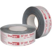 Shurtape SF 685 ShurMASTIC Butyl Foil Tape, 2in x 100ft
