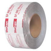 Shurtape SF 685 ShurMASTIC Butyl Foil Tape, 3in x 100ft