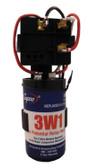 Supco 3W1 Hard Start Kit, Potential Relay Start Capacitor 208-240V, 35 Amp