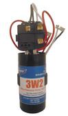 Supco 3W2 Hard Start Kit, Potential Relay Start Capacitor 208-240V, 35 Amps