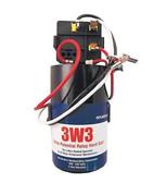 Supco 3W3 Hard Start Kit, Potential Relay Start Capacitor 208-240V, 35 Amps